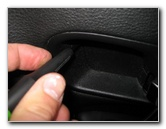 Dodge Avenger Interior Door Panels Removal Guide 2011 To