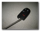 Tn Dodge Challenger Smart Key Fob Battery Replacement Guide