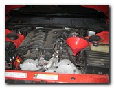 Dodge Charger Engine Oil & Filter Change Guide