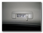 Dodge Charger Rear Passenger Reading Lights