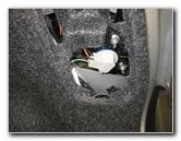 Dodge Dart Reverse Tail Light Bulbs Replacement Guide
