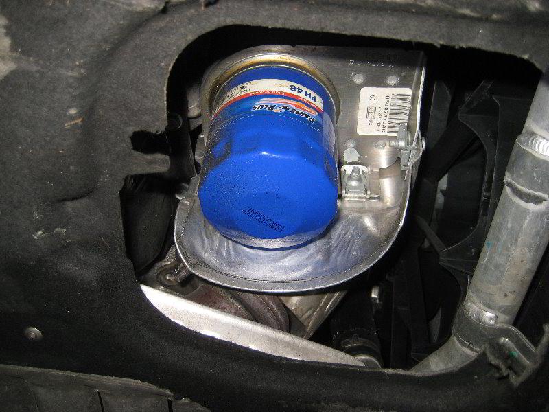 Dodge Dart Tigershark I4 Engine Oil Change Filter