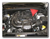 2011-2015 Dodge Durango Pentastar 3.6L V6 Engine Oil Change Guide