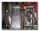 Dodge Journey Electrical Fuse Replacement Guide - 2009 To ...