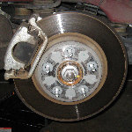 Dodge Journey Rear Brake Pads Replacement Guide