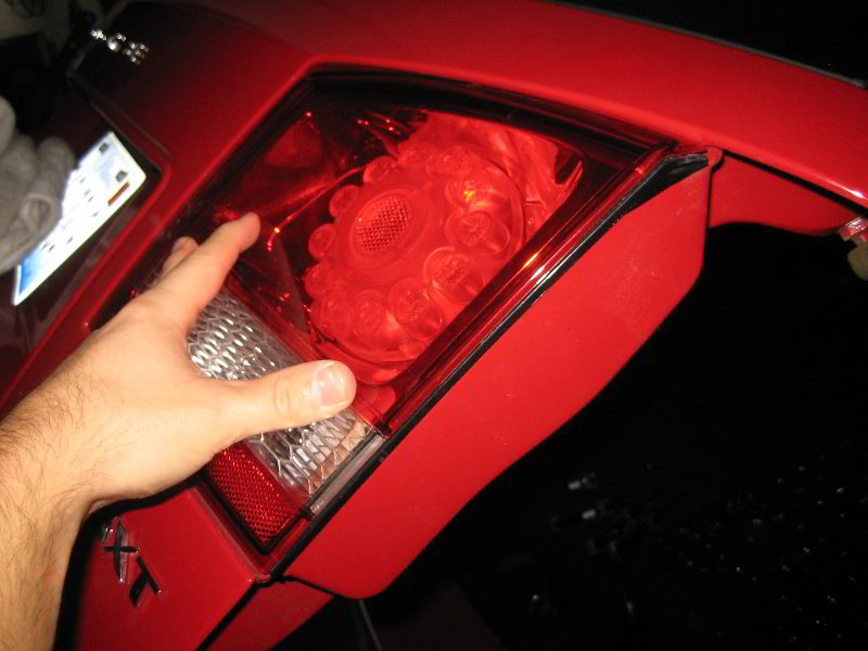 dodge journey tail light bulbs replacement guide