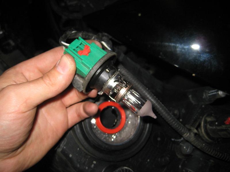 dodge ram  headlight bulbs replacement guide