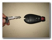 Dodge Ram 1500 Key Fob Battery Replacement Guide - 2009 To 2013