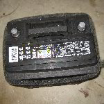 2008-2015 Fiat 500 12V Automotive Battery Replacement Guide
