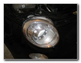 2008-2015 Fiat 500 Headlight Bulbs Replacement Guide