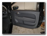 2008-2015 Fiat 500 Interior Door Panel Removal Guide