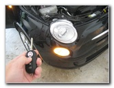 2008-2015 Fiat 500 Key Fob Battery Replacement Guide