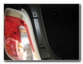 Fiat 500 Tail Light Bulbs Replacement Guide 2008 To 2015