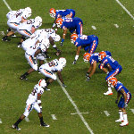 UF Gators Vs. UM Hurricanes 2008