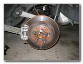 Ford Crown Victoria Rear Brake Pads Replacement Guide