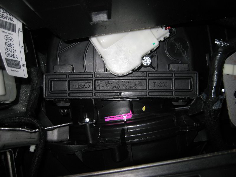 Ford Explorer Hvac Cabin Air Filter Replacement Guide on Ford Explorer