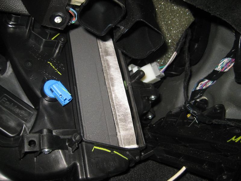 Ford Fiesta Hvac Cabin Air Filter Replacement Guide 032