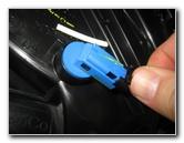 Entretien du filtre paquet FITS FORD FIESTA 8 OE 1359941S5 imprimé bleu ADF122120