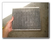 2009-2015 Ford Fiesta Cabin Air Filter Replacement Guide
