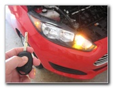 2009-2015 Ford Fiesta Key Fob Battery Replacement Guide