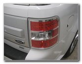 2009-2019 Ford Flex Reverse Tail Light Bulbs Replacement Guide