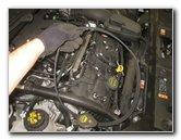 2009-2015 Ford Flex Serpentine Accessory Belt Replacement Guide