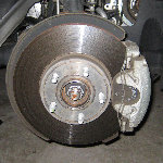 Ford Focus Front Brake Pads Replacement Guide