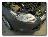 Ford Focus Headlight Bulbs Replacement Guide