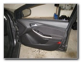 Ford Focus Interior Door Panel Removal Guide