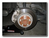 Ford Focus Rear Brake Pads Replacement Guide