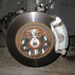Ford Fusion Front Brake Pads Replacement Guide