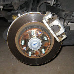 Ford Fusion Rear Brake Pads Replacement Guide