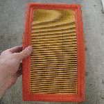 Ford Taurus 3.5L V6 Engine Air Filter Replacement Guide