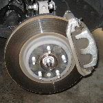 Ford Taurus Front Brake Pads Replacement Guide