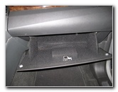 ford taurus hvac cabin air filter replacement guide 2010. Black Bedroom Furniture Sets. Home Design Ideas