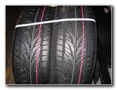 Fuzion ZRi Tires - Pictures & Review