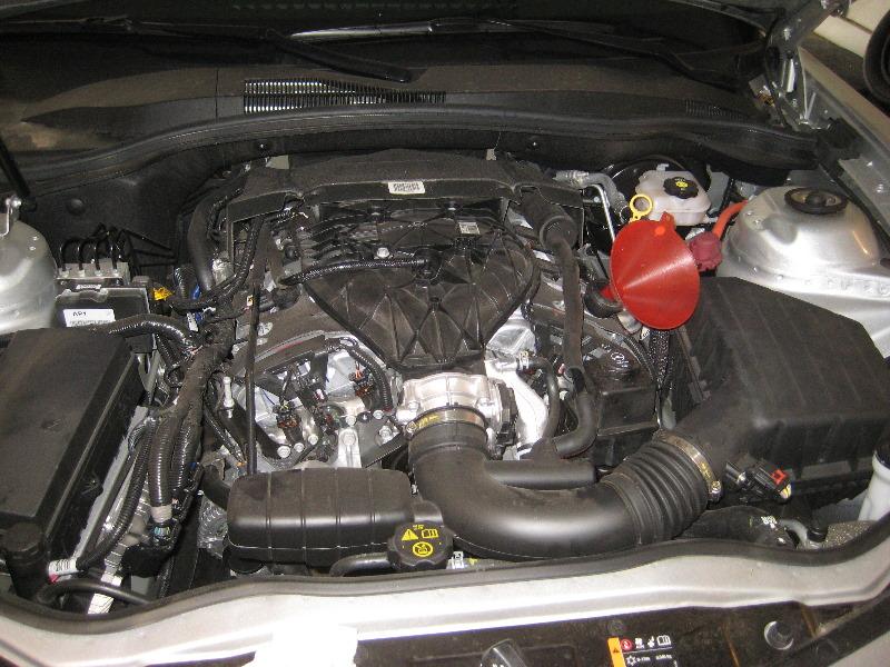 Camaro V6 Engine Satisfyingsounds