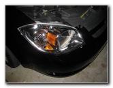 Gm Chevrolet Cobalt Headlight Bulbs Replacement Guide