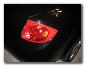 Gm Chevrolet Cobalt Tail Light Bulbs Replacement Guide