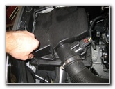 Tn Gm Chevrolet Cruze Ecotec Turbo I Engine Air Filter Replacement Guide on 2013 Chevy Sonic Air Filter Replacement
