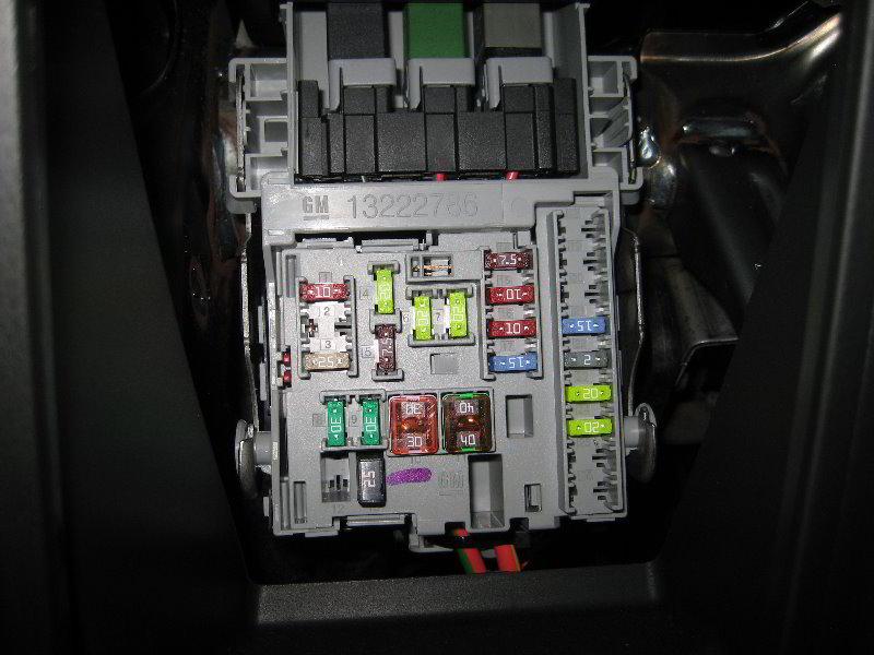 S10 Fuse Box Diagram Fixya