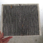 GM Chevrolet Cruze Cabin Air Filter Replacement Guide