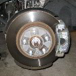 Chevy Equinox Front Brake Pads Replacement Guide