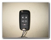 GM Chevy Equinox Key Fob Battery Replacement Guide