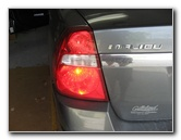Malibu Brake Lights On Gm Chevy When Pedal