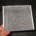 GM Chevrolet Sonic Cabin Air Filter Replacement Guide