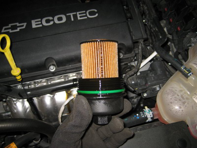 Gm Chevrolet Sonic Engine Oil Change Filter Replacement