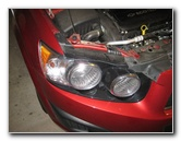 GM Chevy Sonic Headlight Bulbs Replacement Guide