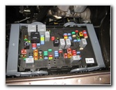 GM Chevrolet Tahoe Electrical Fuse Replacement Guide