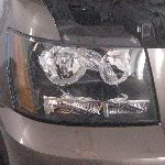 GM Chevrolet Tahoe Headlight Bulbs Replacement Guide